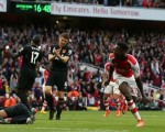 Last-gasp Welbeck salvages point for Arsenal