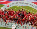 Bayern Munich beat Hannover in Pep Guardiola's last Bundesliga game