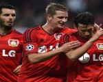Kiessling helps Bayer Leverkusen seal big win over Benfica