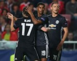 Marcus Rashford bails out Man United in narrow win vs. Benfica