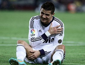 Cristiano injury not serious