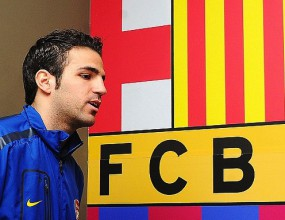 fabregas transfer to barca