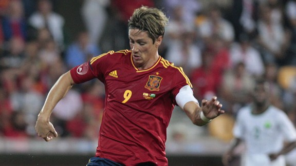 Torres relishing fresh start
