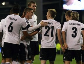 Germany 6-1 Republic of Ireland