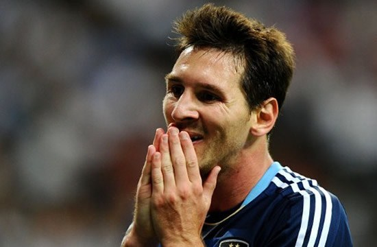 Messi wants Argentina success