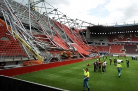 twente stadium approved for Champions league
