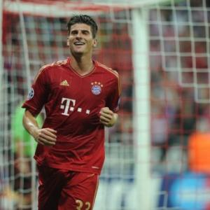 It'll be tough without 'Schweini', admits Bayern's Gomez