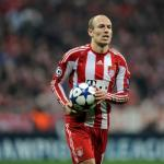 Bayern's Robben injured before key clash